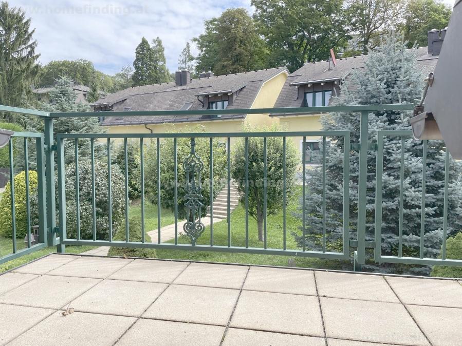schöne Balkonwohnung in Lainz - 5 Jahre befristet