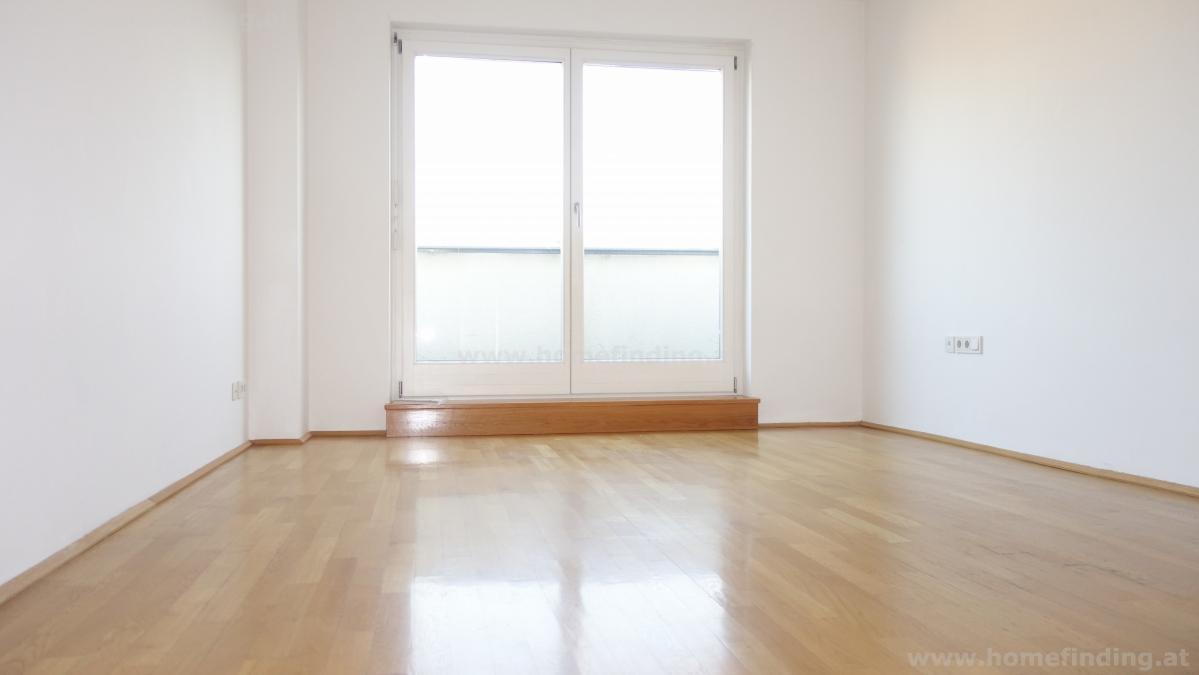 Rilkeplatz: Terrassenwohnung I 4 Schlafzimmer - 5 Jahre befristet