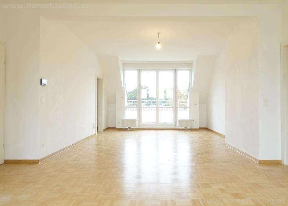 3 room apartment with 2 terraces close to Streckerpark