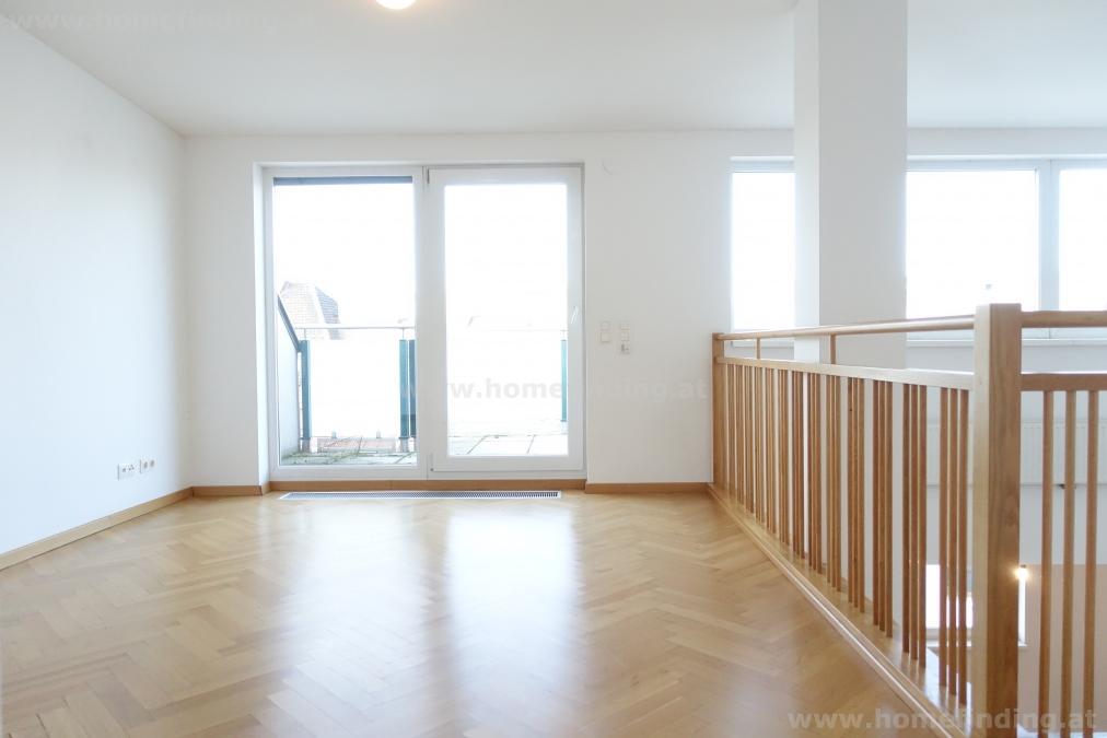 VIDEO: Terrassenmaisonette nahe Naschmarkt - unbefristet