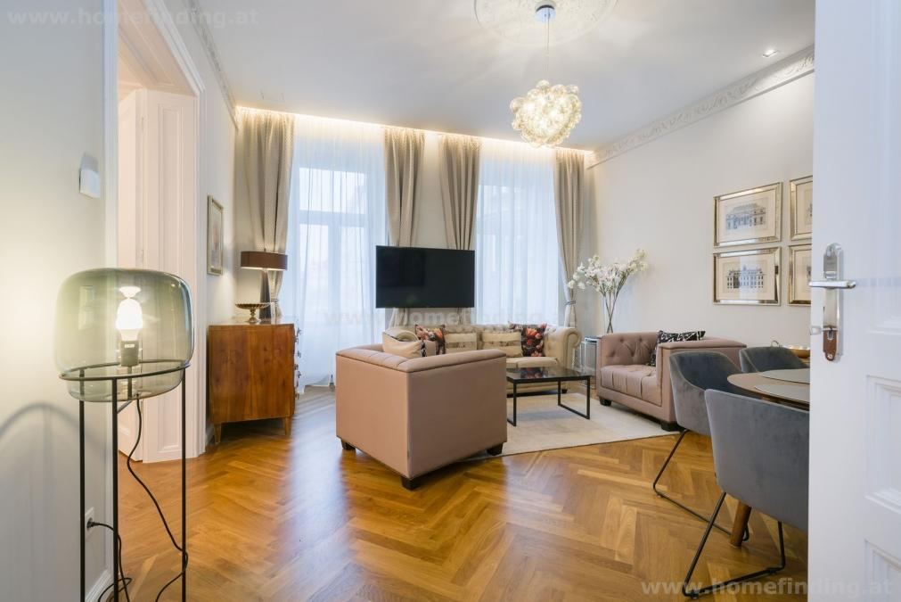 at Alser Straße: furnished 3 rooms