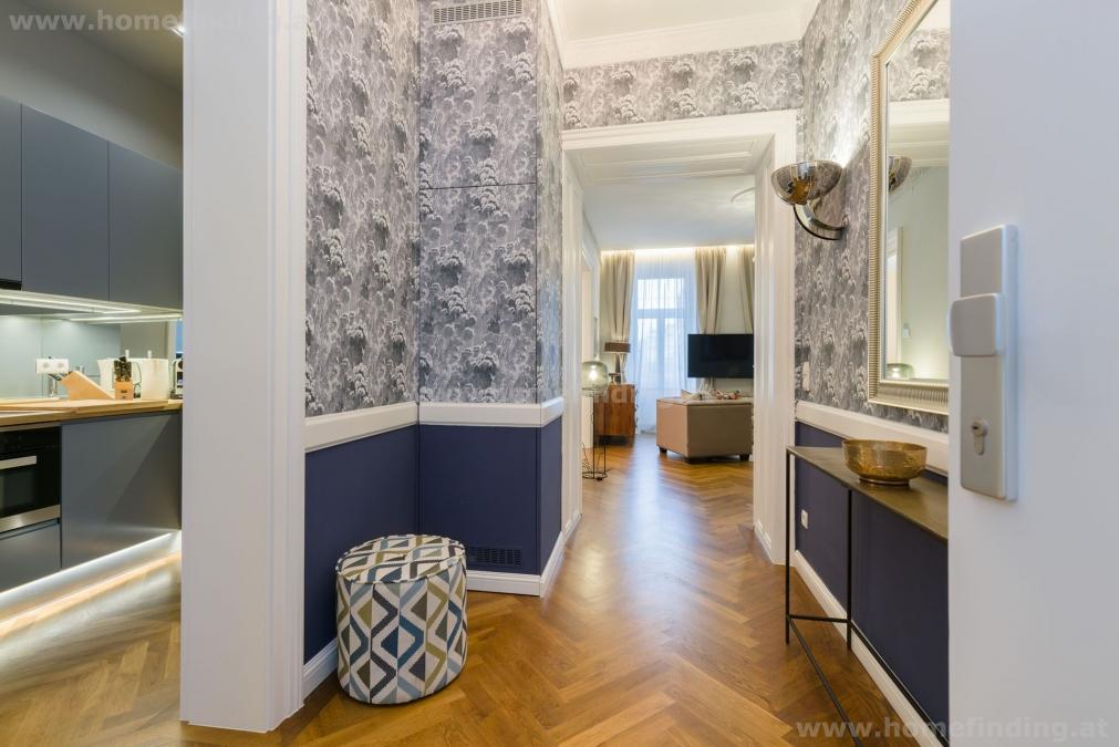 Alser Straße/ Altes AKH - möblierte 3 Zimmerwohnung