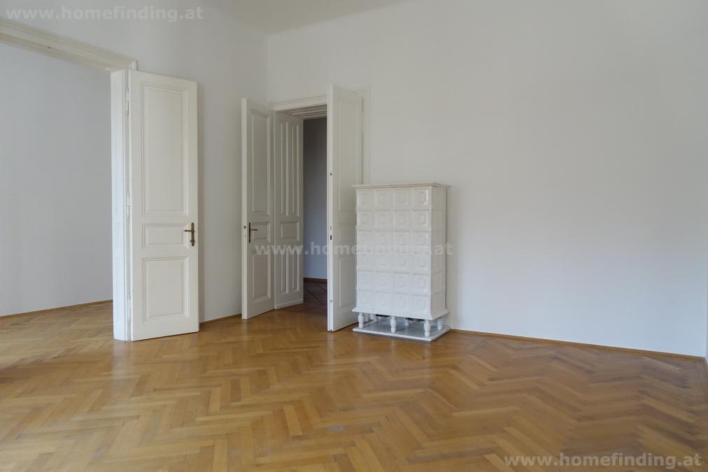 VIDEO: Altbauwohnung nahe Modenapark - 3 Schlafzimmer