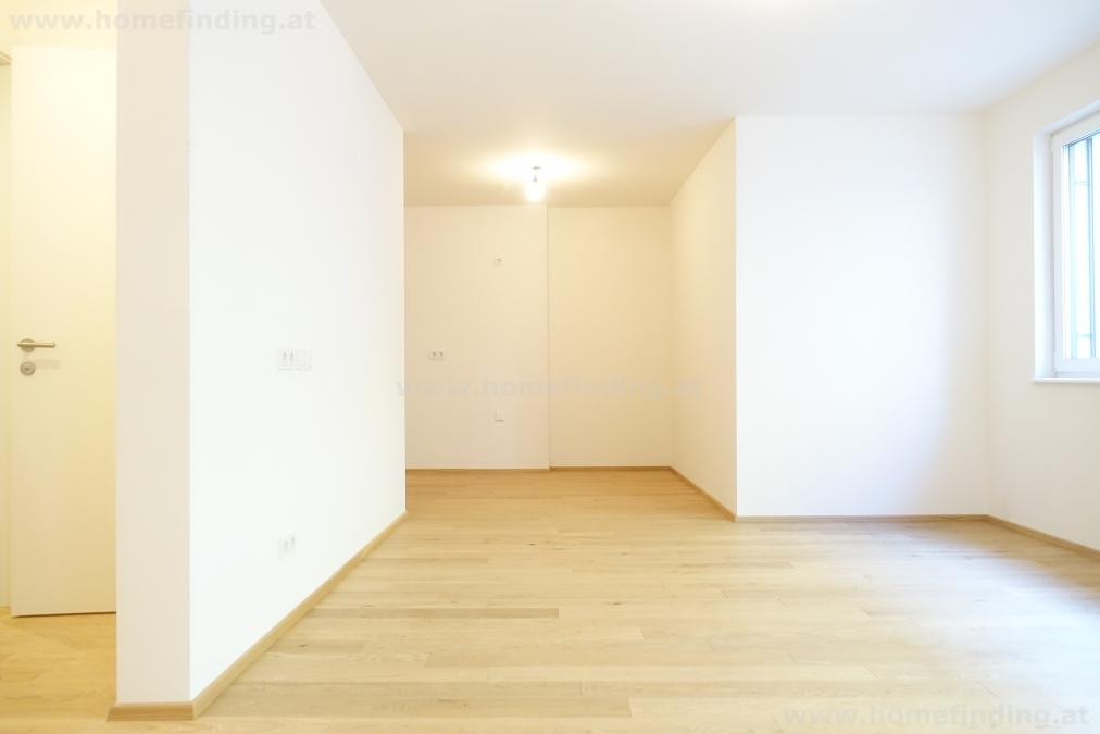 first time use: brand new apartment