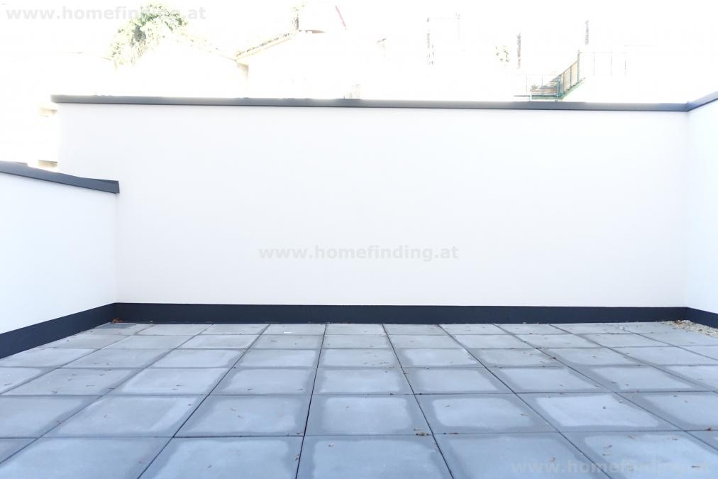 Erstbezug: moderne Terrassenwohnung - provisionsfrei*