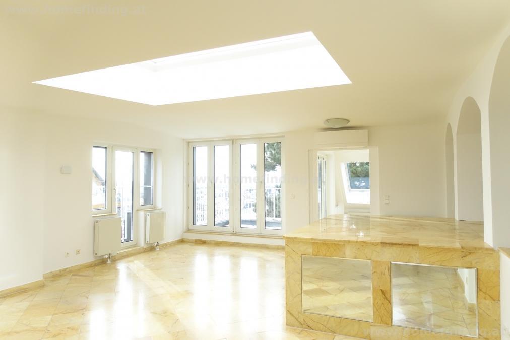 helles großzügiges Penthouse mit schönem Blick - 5 Zimmer
