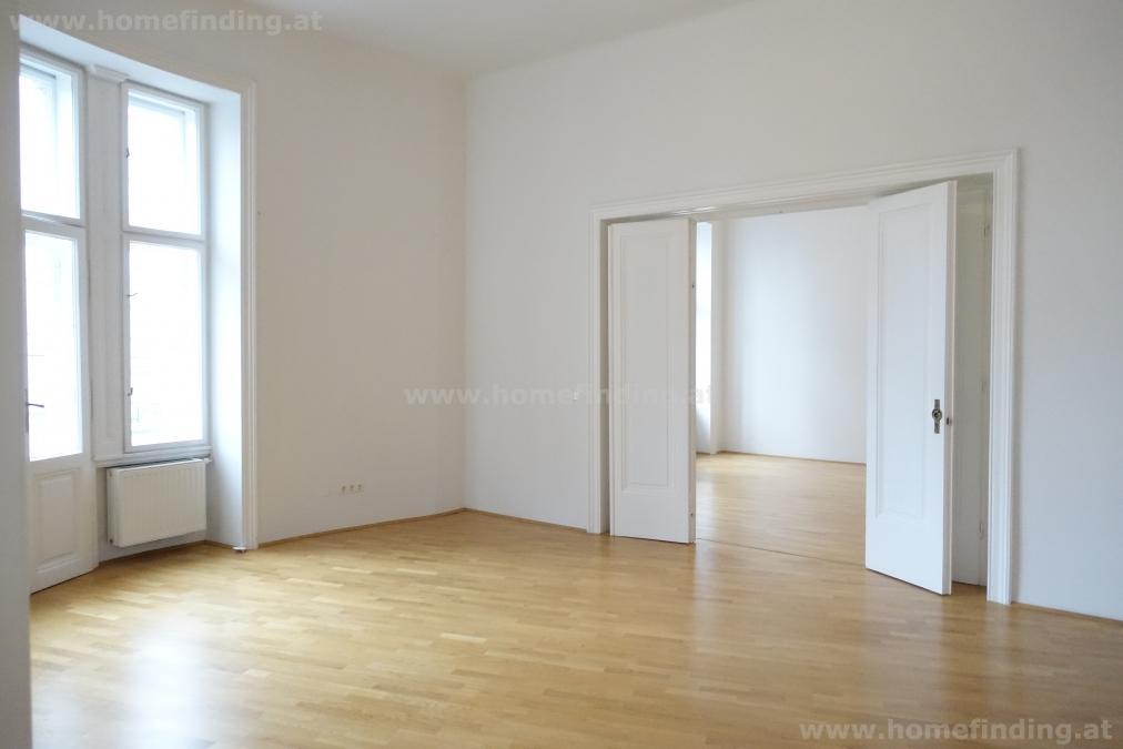 3-Zimmer I Altbau I Klopfbalkon - unbefristet