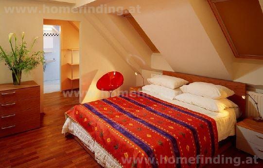 2-Zimmerwohnung I komplett möbliert - facing a calm yard