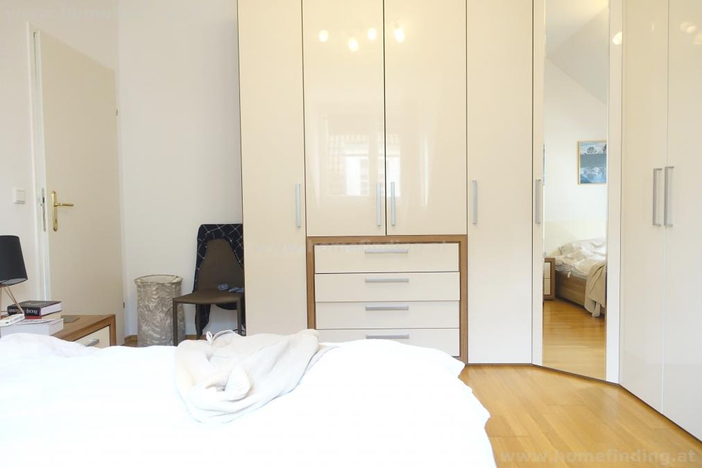Penzinger Straße: 2-Zimmer im Biedermeierhaus