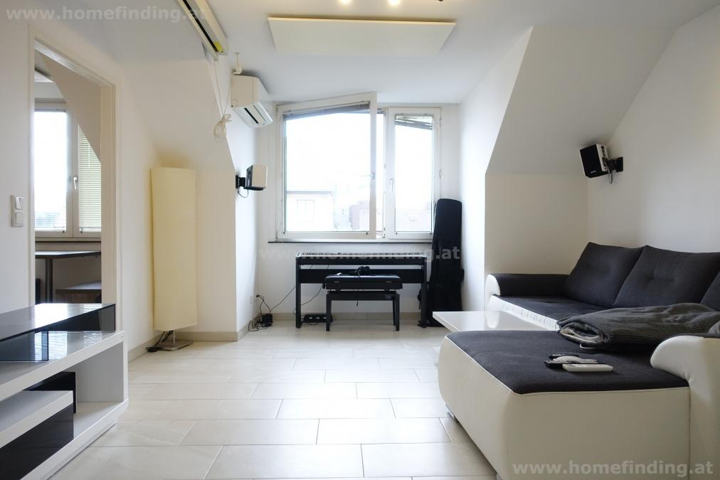 nice rooftop apartment near Babenbergerring