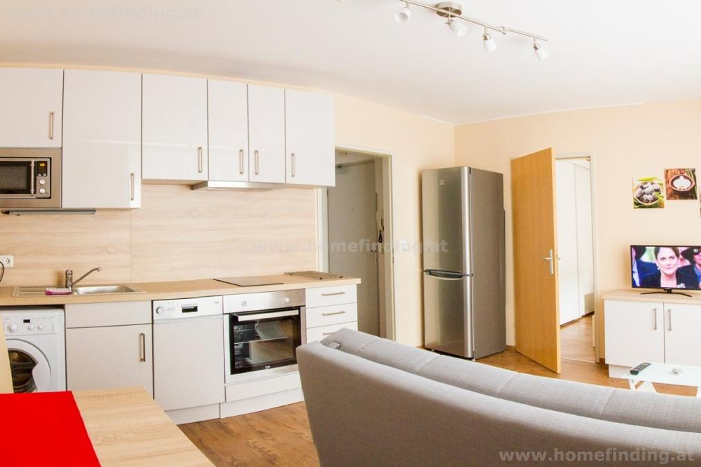 expat flat: furnished 2-Zimmers/  nahe UNO-City