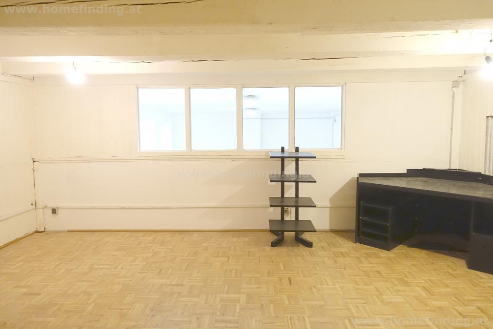 Atelier/ Gassenlokal  mit toller Raumhöhe - fußläufig zum Margaretenplatz