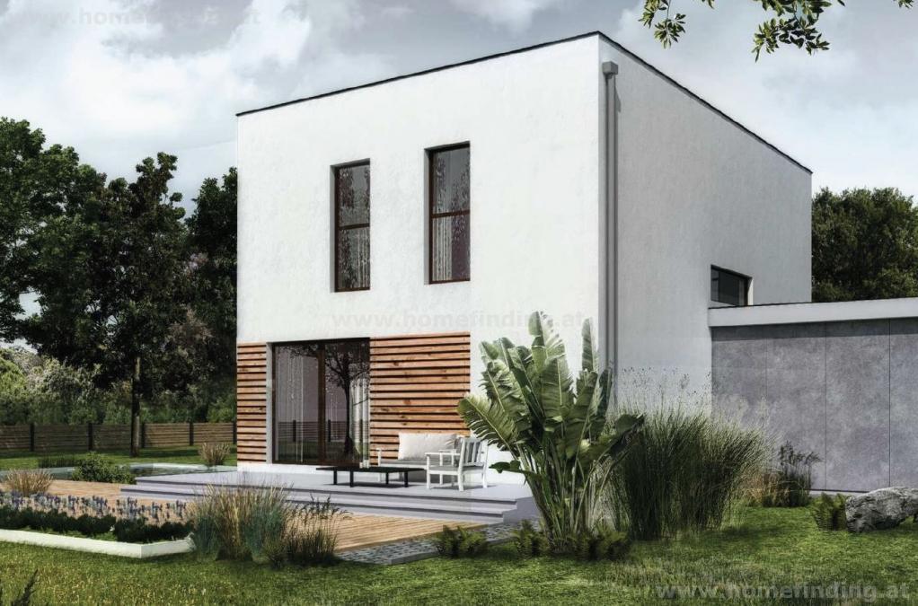 Grundstück samt Bauprojekt für Einfamilienhaus in Bisamberg - provisionsfrei*