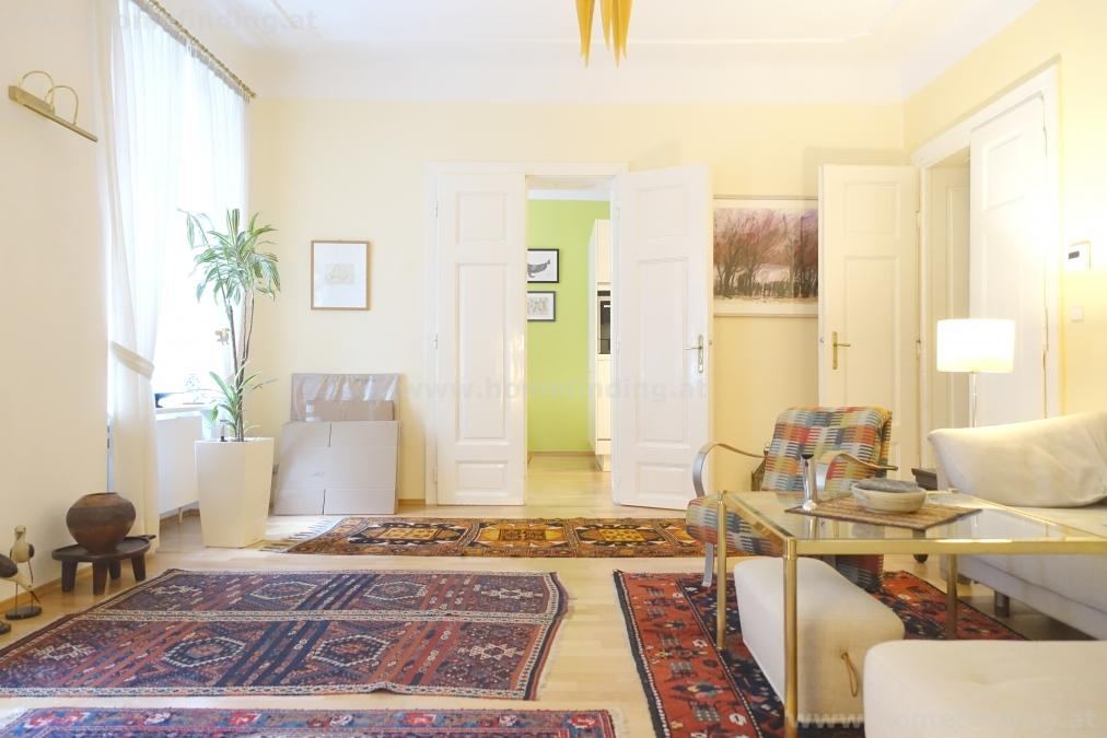 funished 2 room apartment - city center (town hall)
