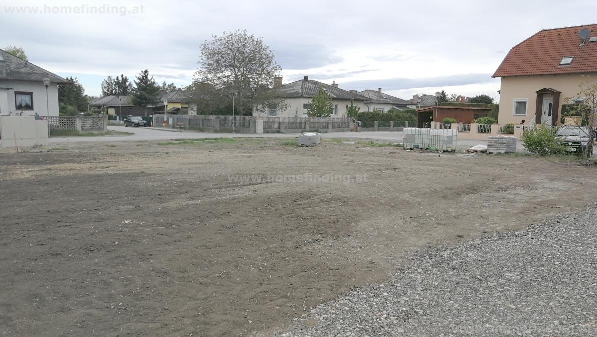 Baurechtsgrund mit Plan für Einfamilienhaus in Unterwaltersdorf - provisionsfrei*