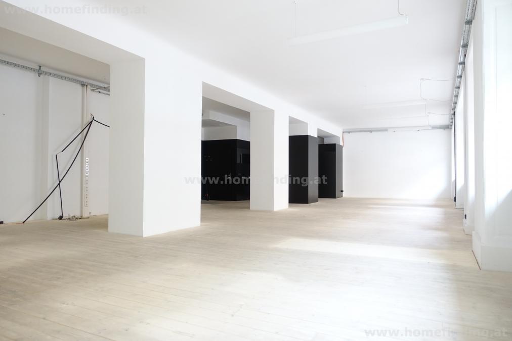 Büro bei der Mariahilfer Straße - 10 Jahre befristet