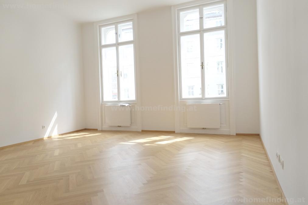 Erstbezug: 1-Zimmerwohnung mit Klopfbalkon - unbefristet