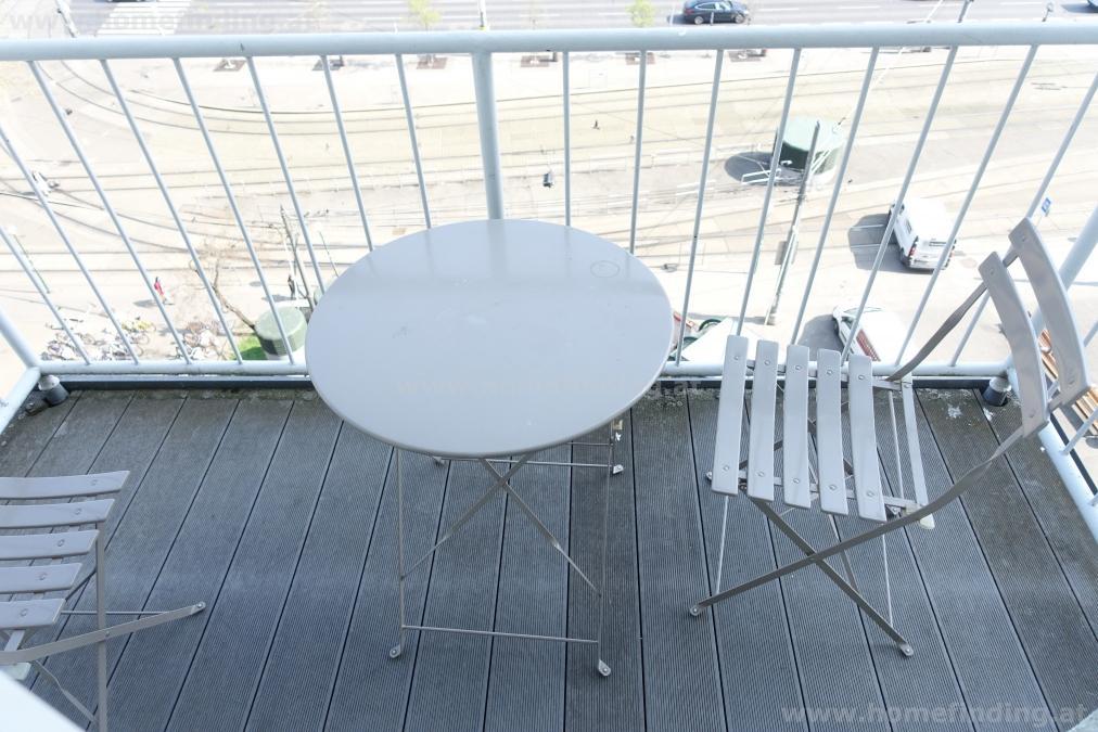 Pärchenwohnung mit Balkon beim Schwedenplatz - befristet