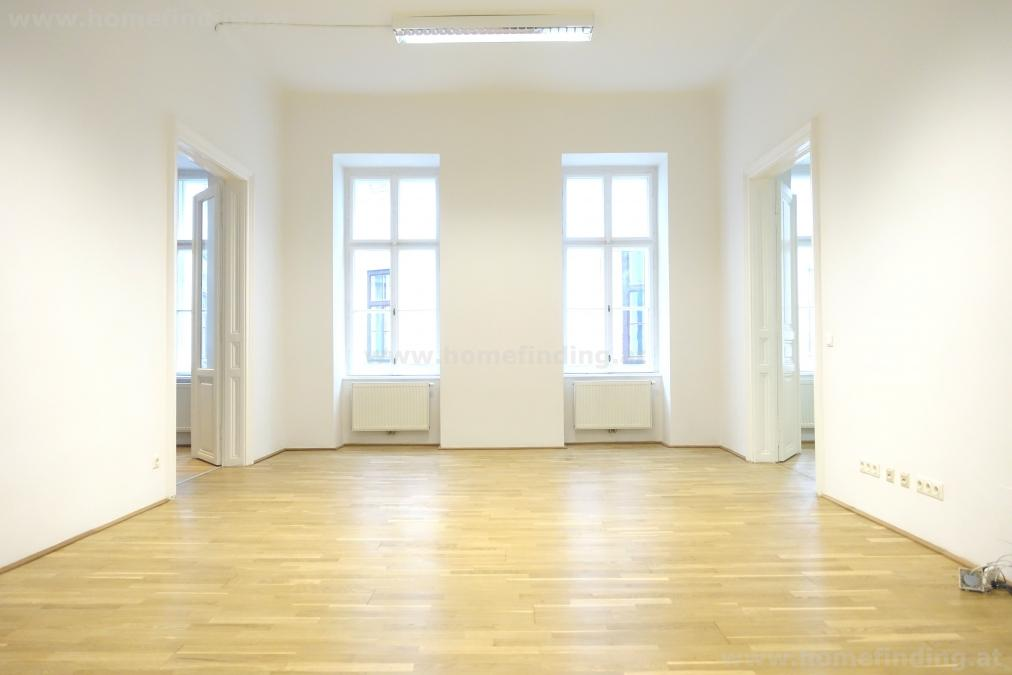 office:  2 rooms with balcony near Nußdorferstraße