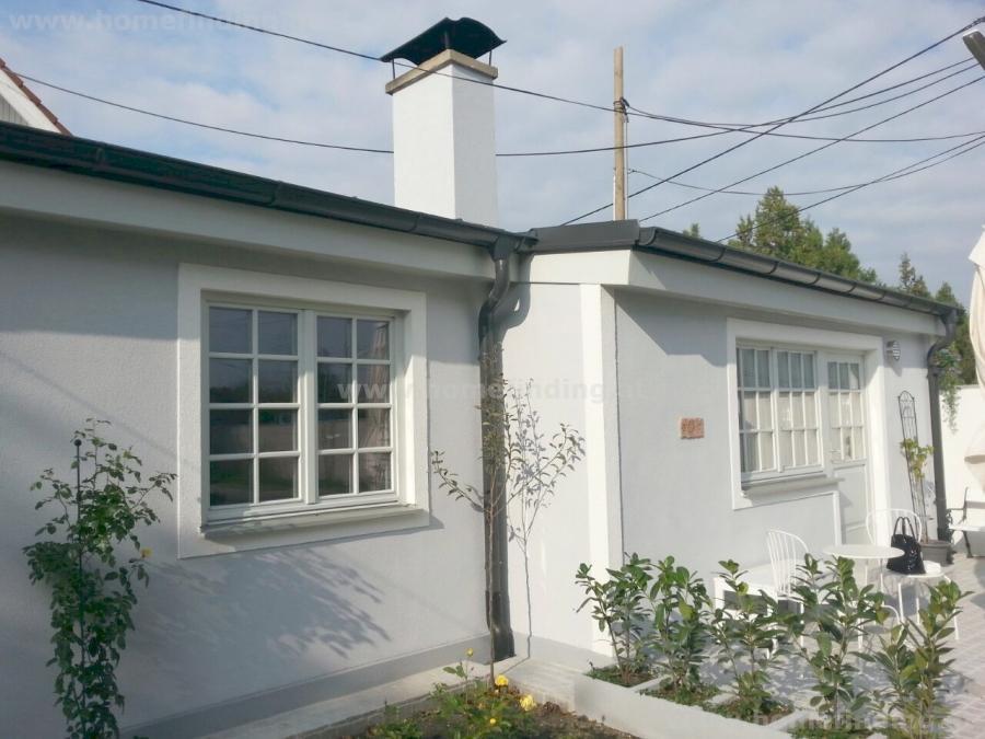 Einfamilienhaus mit südseitigem Garten