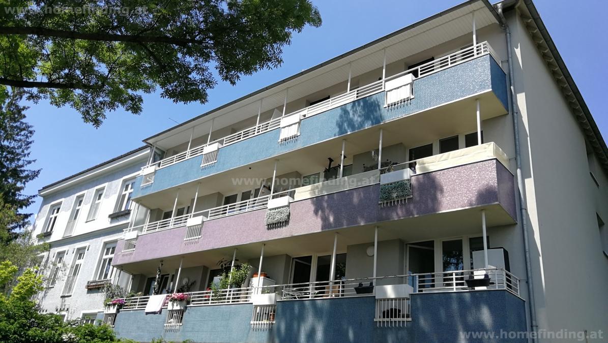 Sandgasse: Balkonwohnung - befristet