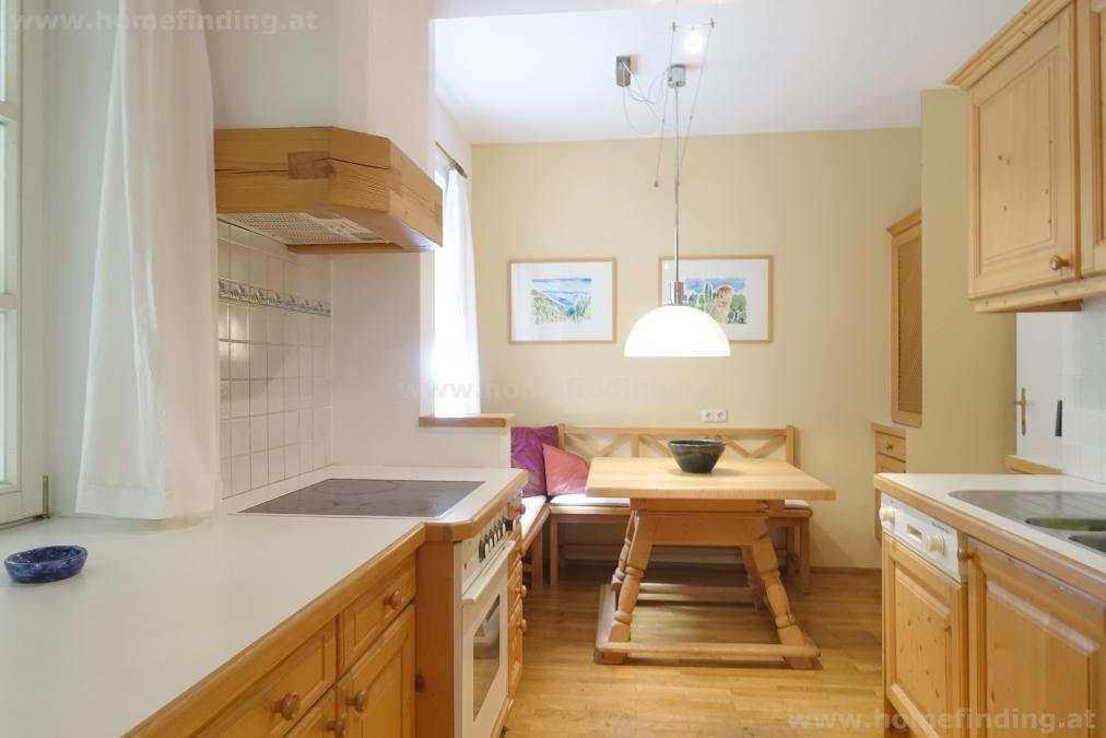 möbliertes Biedermeierhaus mit Terrasse - 3 Schlafzimmer