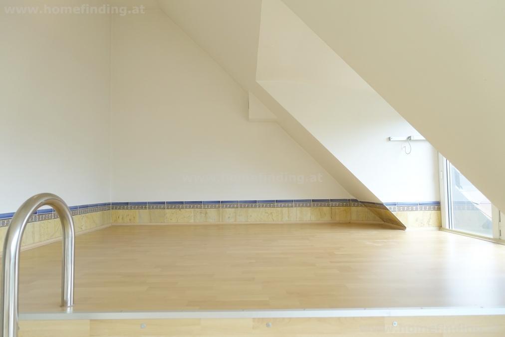 Streckerpark: 1-Zimmer mit großer Terrasse