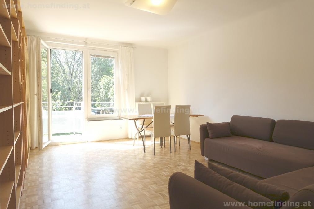furnished apartment with balcony near Heiligenstädter Straße