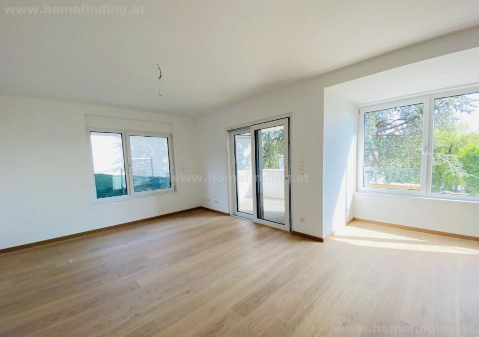 Luxus Wohnung mit Balkon und Garten / 4 Zimmer