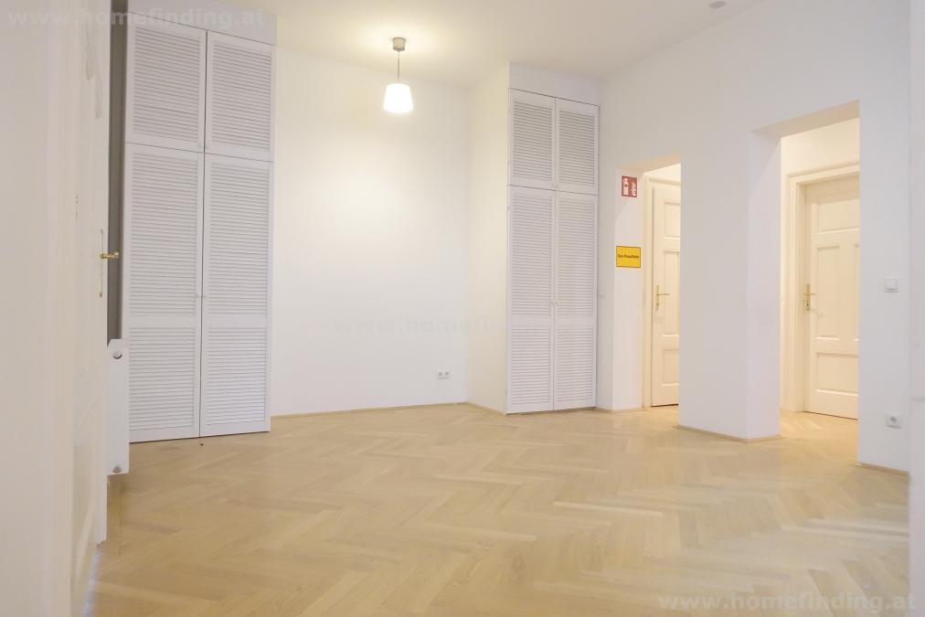 unbefristete Altbauwohnung nahe Karlsplatz - unbefristet