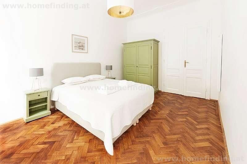 expat flat: furnished 3 rooms I möbliert / nahe Rochusmarkt