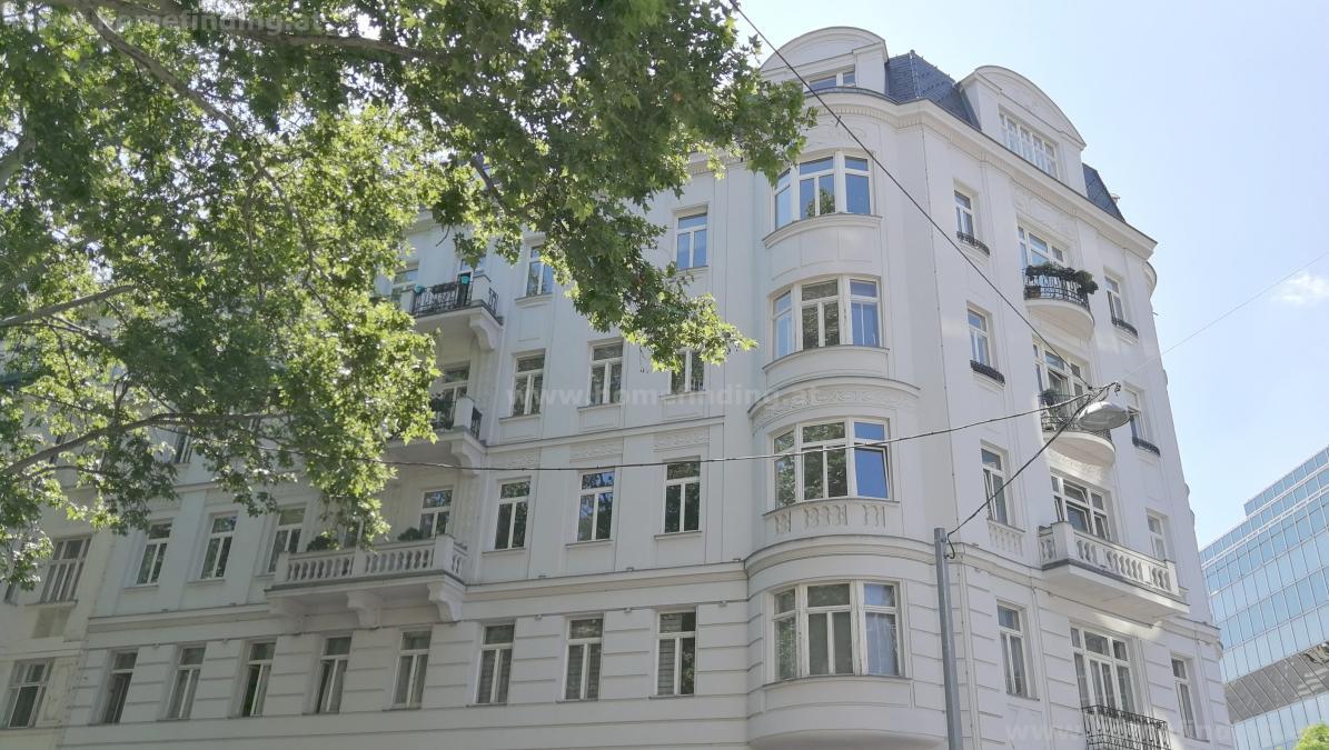 Terrassenmaisonette nahe Friedensbrücke - unbefristet