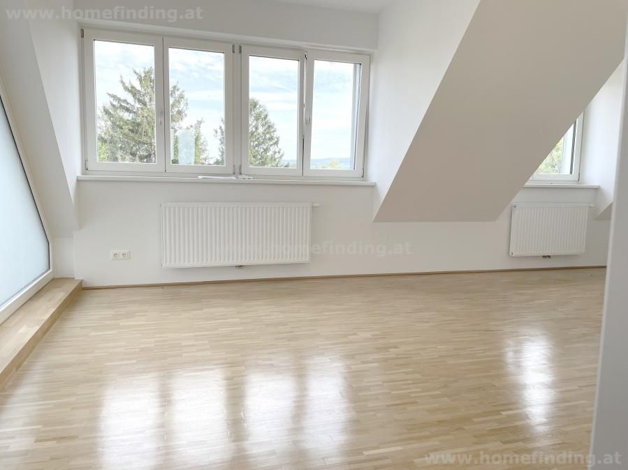 Erstbezug: moderne Terrassenwohnung - befristet (kein Lift!)