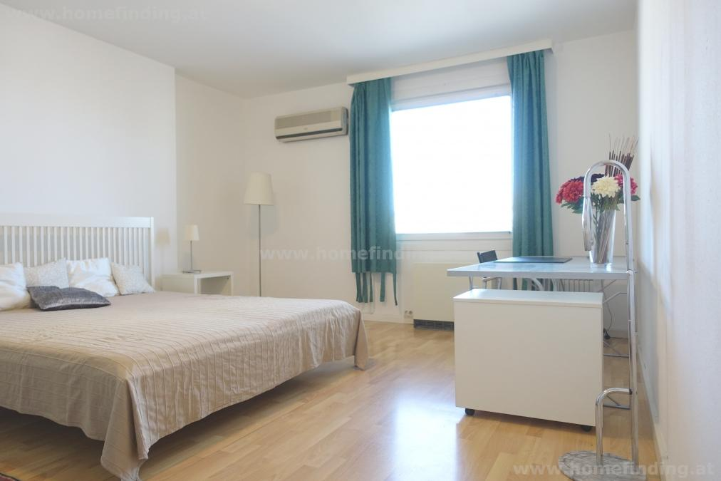 furnished 2 rooms + terrace
