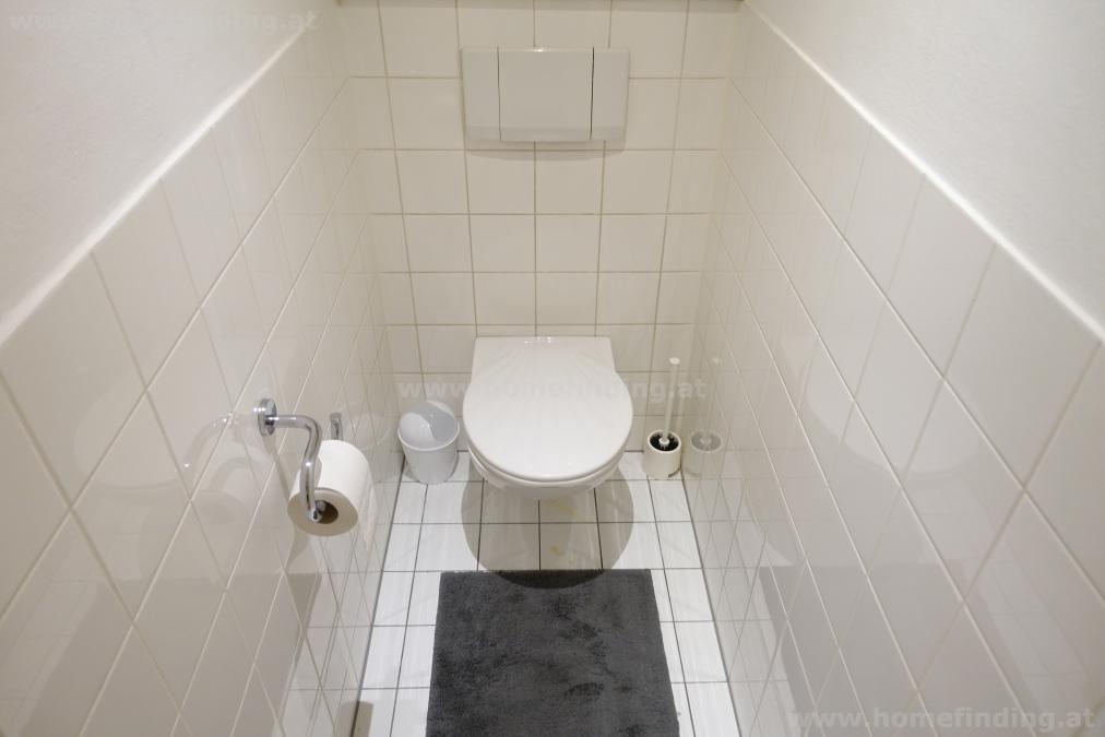 expat flat: furnished 2 rooms + terrace/ möblierte Terrassenwohnung