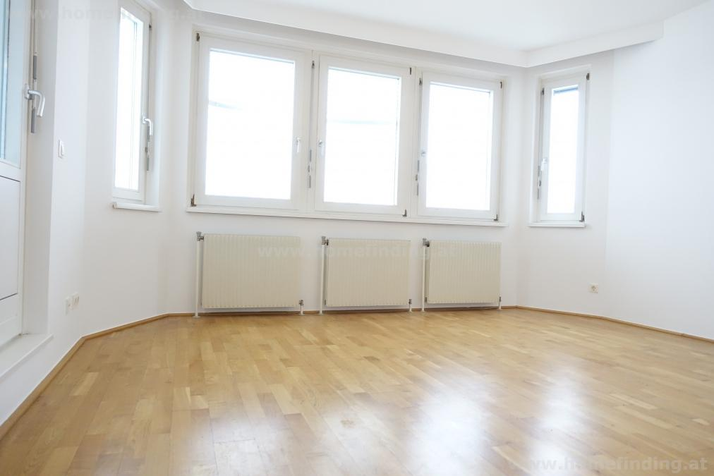 Loggiawohnung in toller Innenstadtlage / Juridikum-Nähe - unbefristet