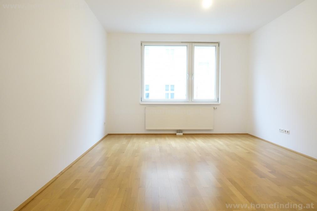 moderne Neubauwohnung - 2 Zimmer - unbefristet