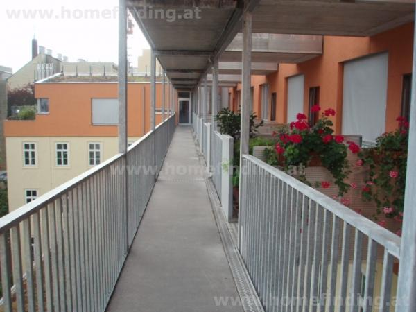 moderne 3-Zimmerwohnung mit Balkon