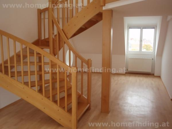 duplex apartment with terrace close to Mollardgasse