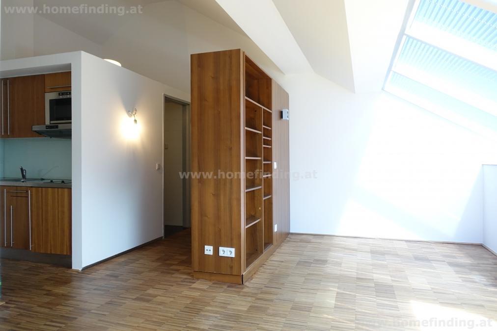 Roberthof: moderne 2 Zimmerwohnung - 5 Jahre befristet