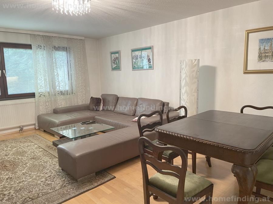 expat flat: furnished 3 rooms I möblierte Neubauwohnung nahe dem Rochusmarkt
