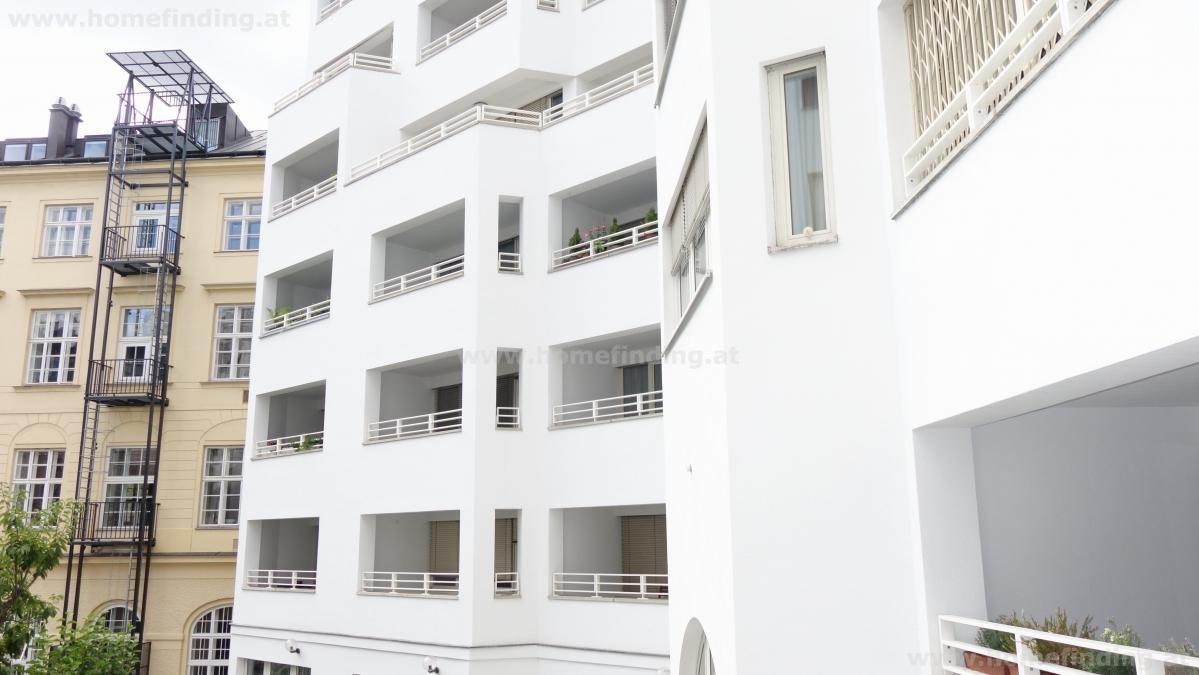 beim Juridikum: Neubauwohnung mit 2x Loggia - befristet
