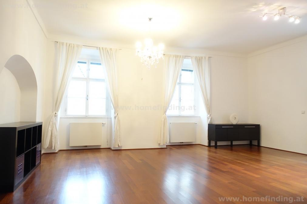 at Franziskanerplatz: furnished 3 rooms