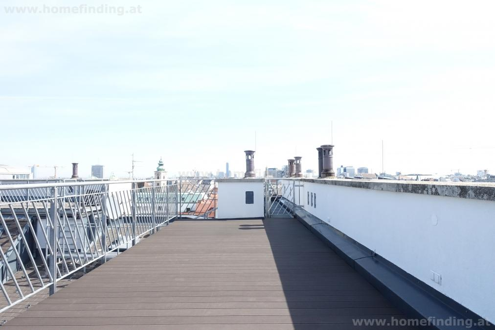 luxurious equipped penthouse close to Burgtheater
