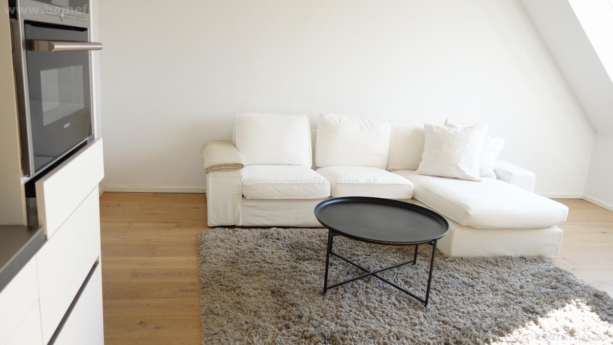 möbliert DG-Wohnung im Servitenviertel - befristet