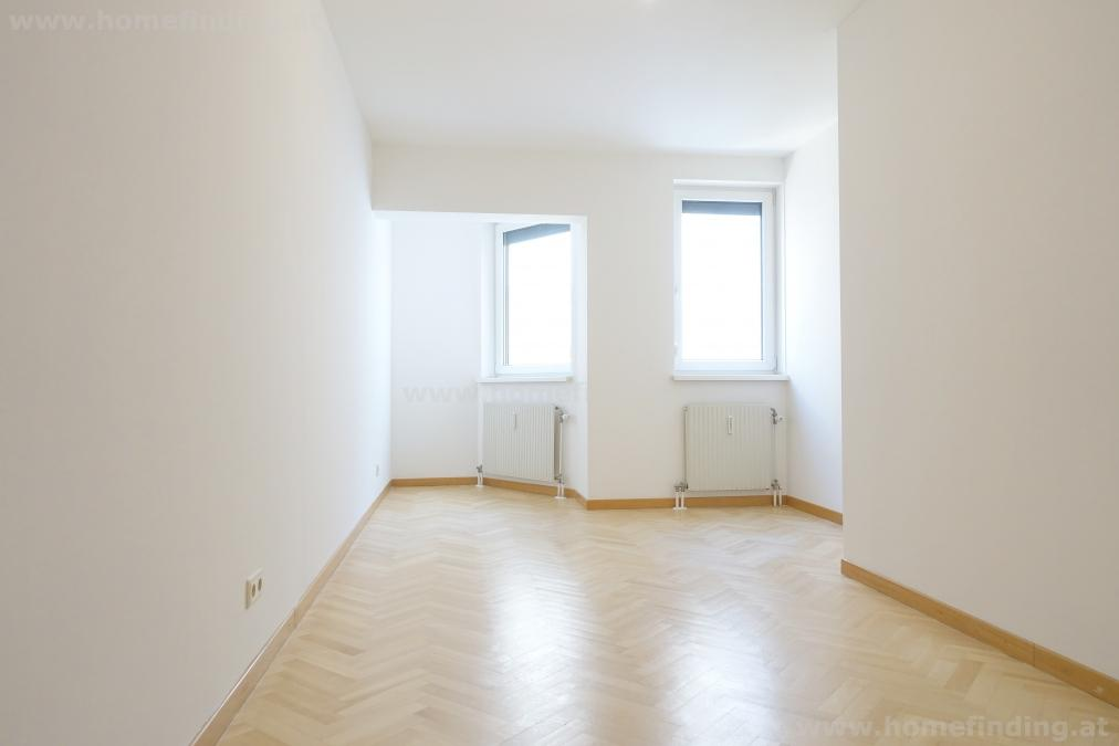beim Augarten: helle 3 Zimmer - befristet