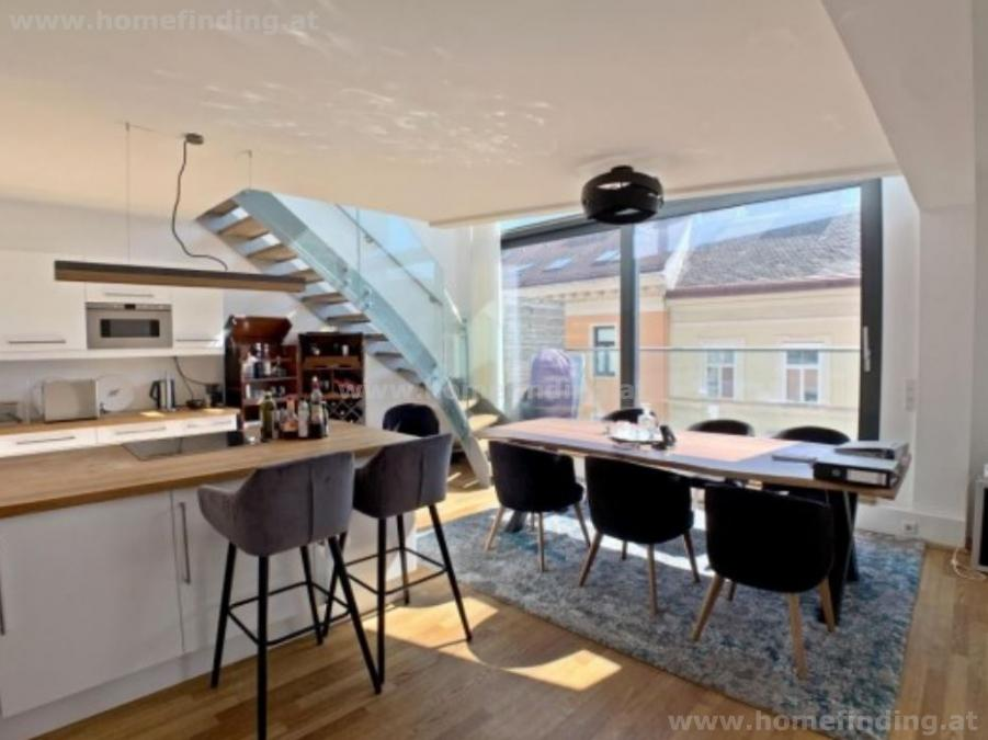 Exclusive roof terrace apartment