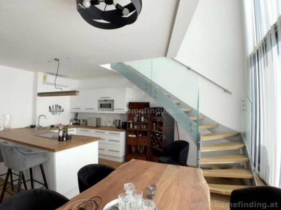 Exklusive Dachterrassenmaisonette - 3 Schlafzimmer