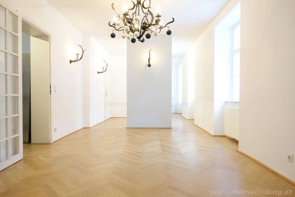 Franziskanerplatz:  4-Zimmerwohnung
