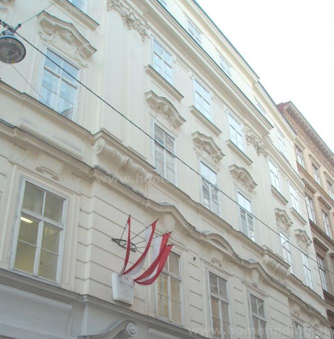 great 3 room apartment in the Vienna city center
